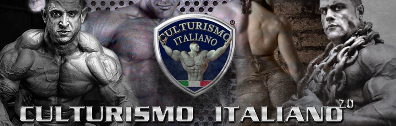 CULTURISMO ITALIANO